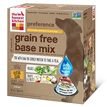 Awesome The Honest Kitchen Preference: Dehydrated Grain Free Base Mix Dog Food,  Just Add Protein