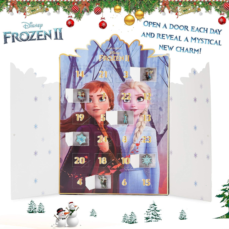 Frozen Advent Calendar Disney Christmas Countdown Anna /& Elsa Princess NEW