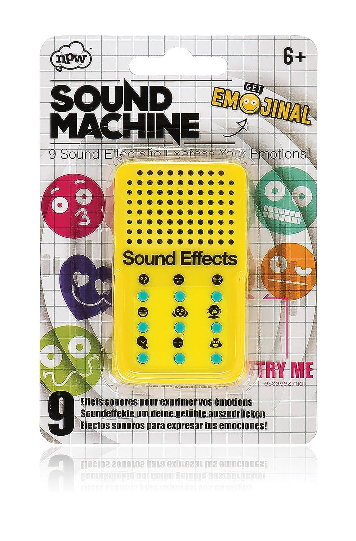 NPW Máquina de efectos sonoros - Juguete de pedos de broma - Rojo W5769