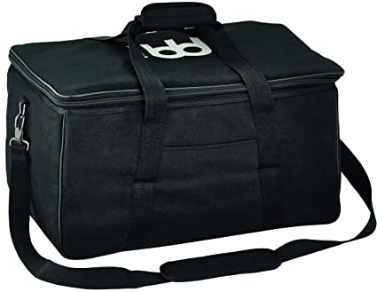 Amazon.com: Meinl Cajon Pedal Bag with Padded Shoulder Strap - External Pocket and Strong Carrying Grip MCPB: Musical Instruments