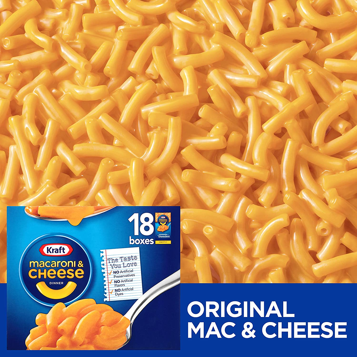 who owns kraft mac and cheese