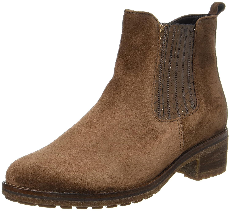 Gabor Damen Fashion Stiefel  42 EU|Braun (18 Castagno/Bronce)
