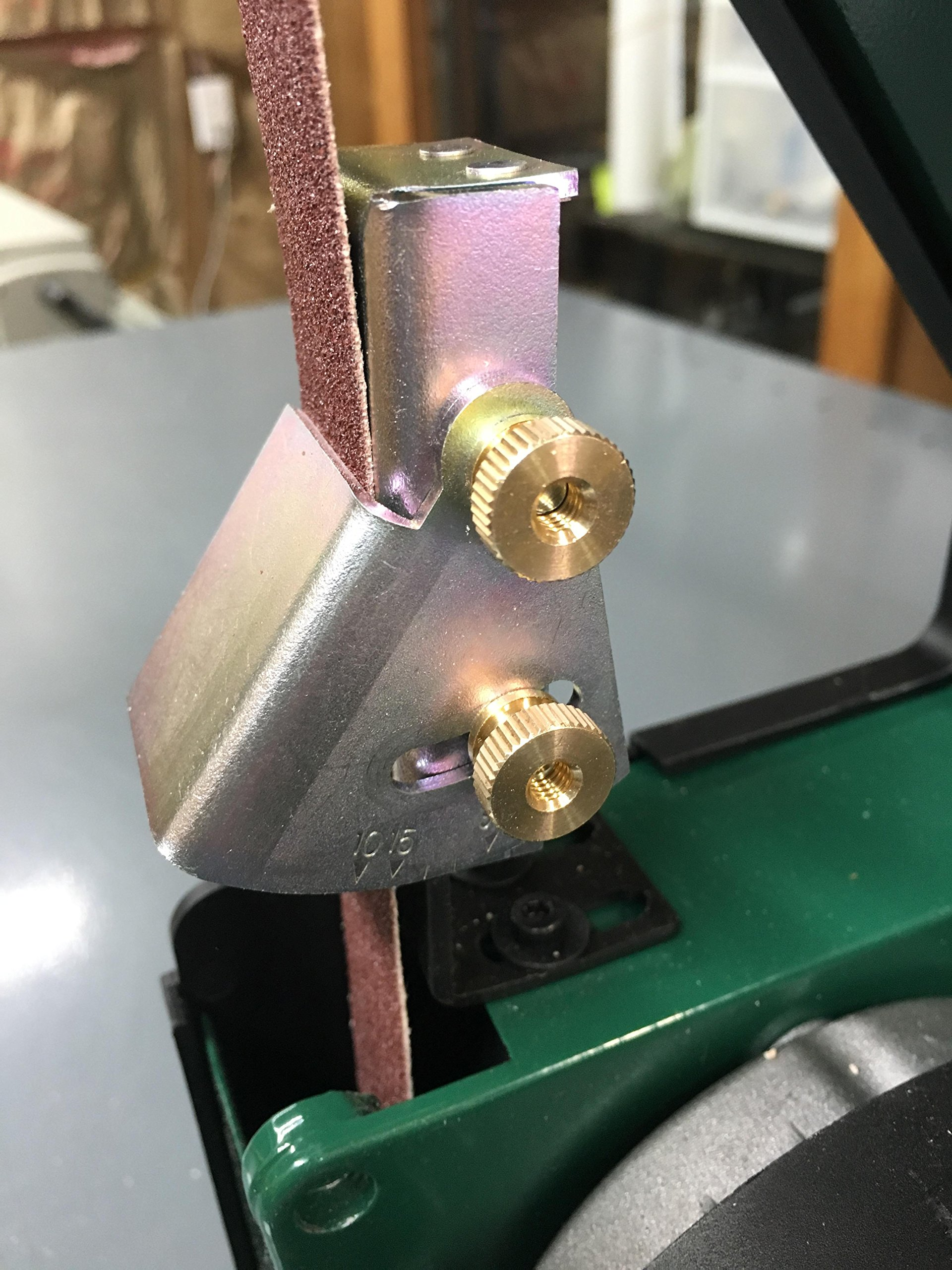 Knife Sharpening Angle Guide - Sharpen EXACT angles on edges from 10 to 45 by Pro Sharpening Supplies (Image #2)