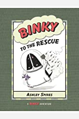 Binky to the Rescue (A Binky Adventure Book 2) Kindle Edition