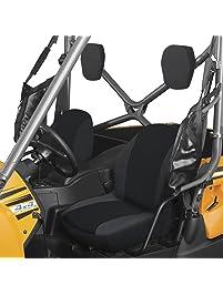 Classic Accessories 18-137-010403-00 Black QuadGear UTV Bucket Seat Cover