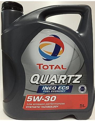 Total 168824 Quartz Ineo ECS 5W30 Lubricante 5L