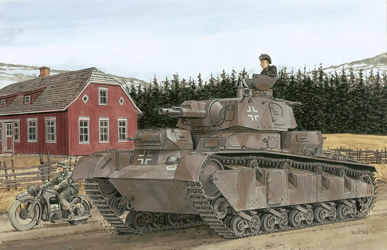 Dragon 500777438 - 1:72 Neubau-Fahrzeug Nr. 3-5 Rheinmetall