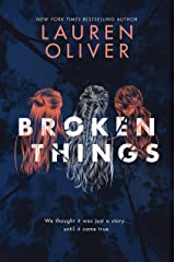 Broken Things Kindle Edition