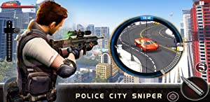 City Police Sniper 2018 - Best FPS Shooter from Tenlogix Games