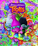 DreamWorks Trolls Look and Find Book Hardcover Phoenix International Publications ISBN 9781503708976