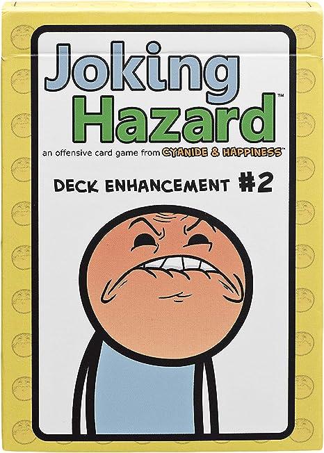 Joking Hazard Deck Enhancement #2: Amazon.es: Juguetes y juegos