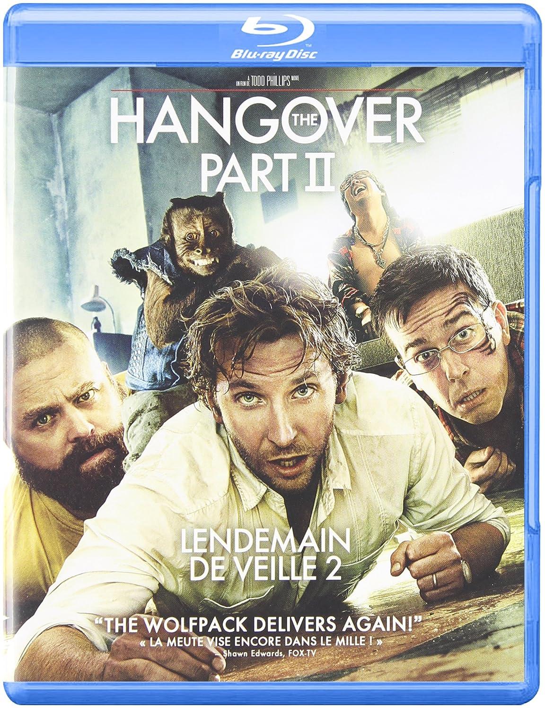 Amazon Com The Hangover Part 2 Blu Ray Blu Ray 2011 Movies Tv