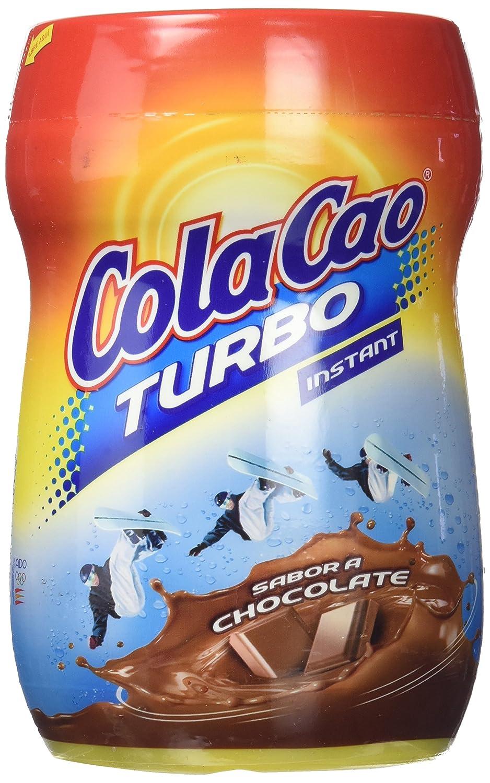 Cola Cao Turbo - 375 gr: Amazon.es: Alimentación y bebidas