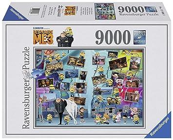 Ravensburger Erwachsenenpuzzle 17808 Lustige Minions Puzzle Amazon