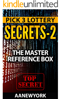 Pick 3 Lottery-2: Volume 2: The Straight Number System in