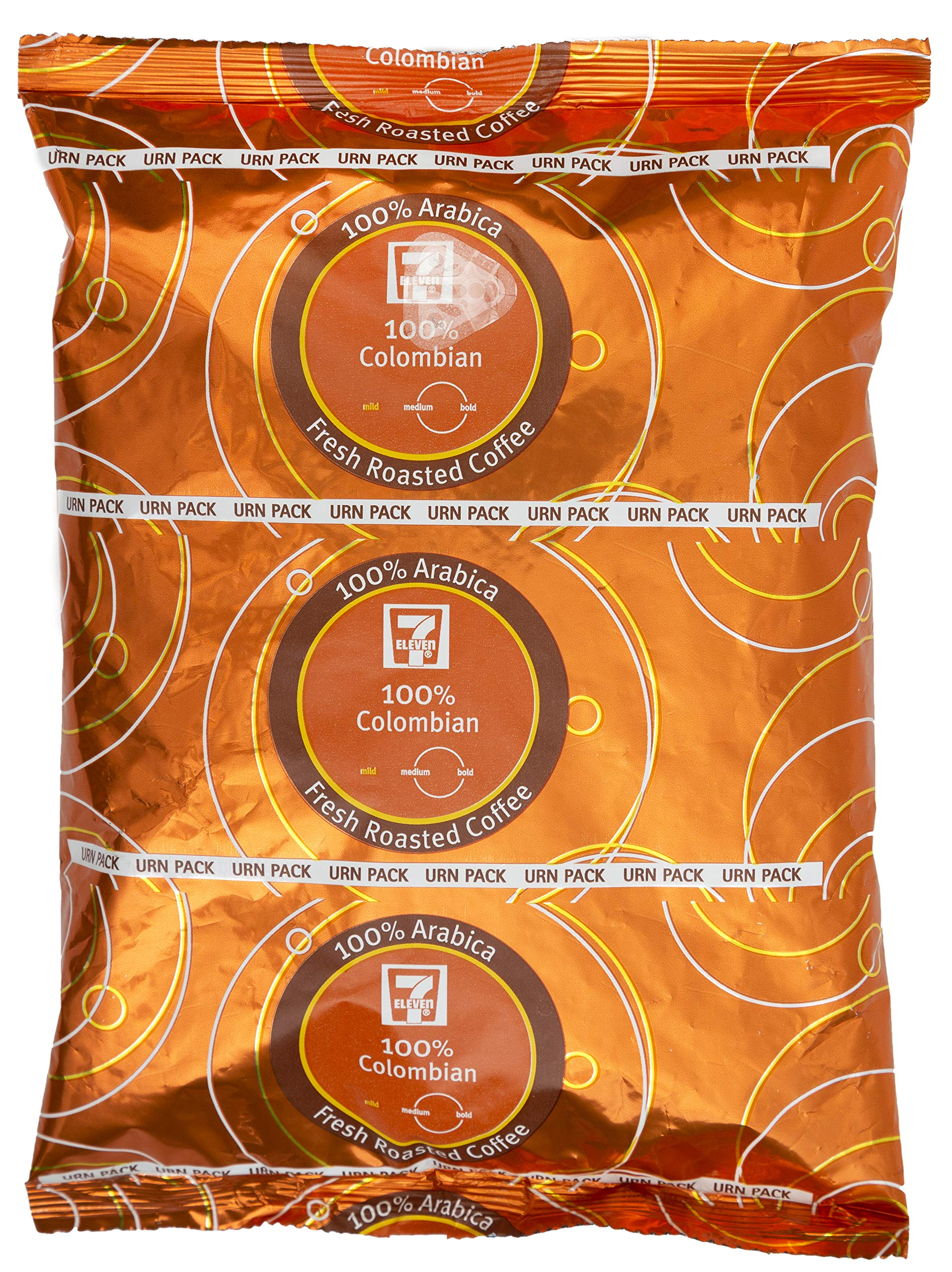 7-Eleven Whole Bean Coffee, 1 lb. Bags, 9-Pack (100% Colombian)