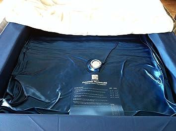 Favorit Einzelne Mesamoll2® Wasserbettmatratze 100x220 cm, Wasserkern XA03