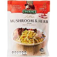San Remo Mushroom and Herb, 120g,SR8009
