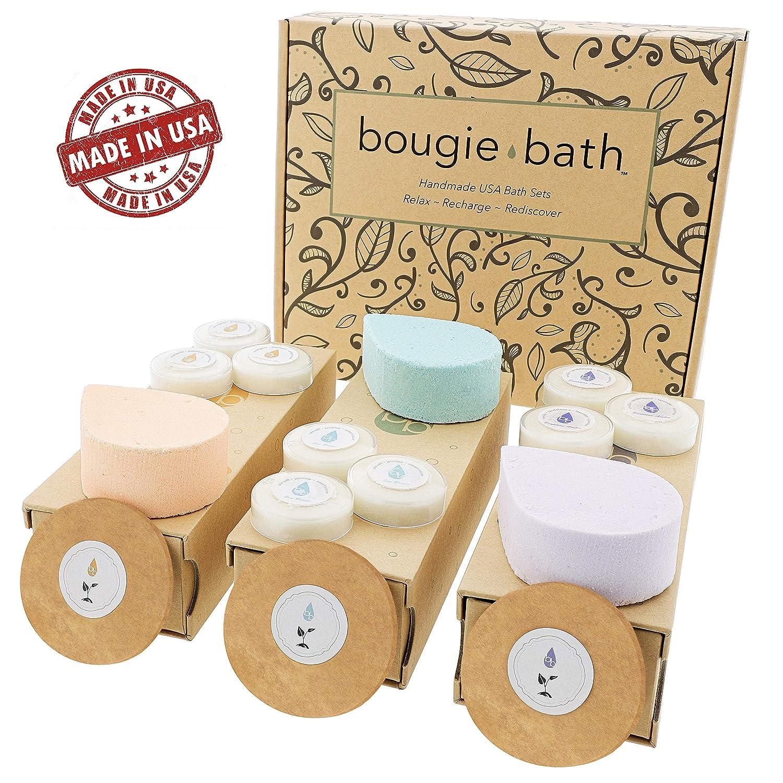 Bougie Bath Handmade Spa Kit