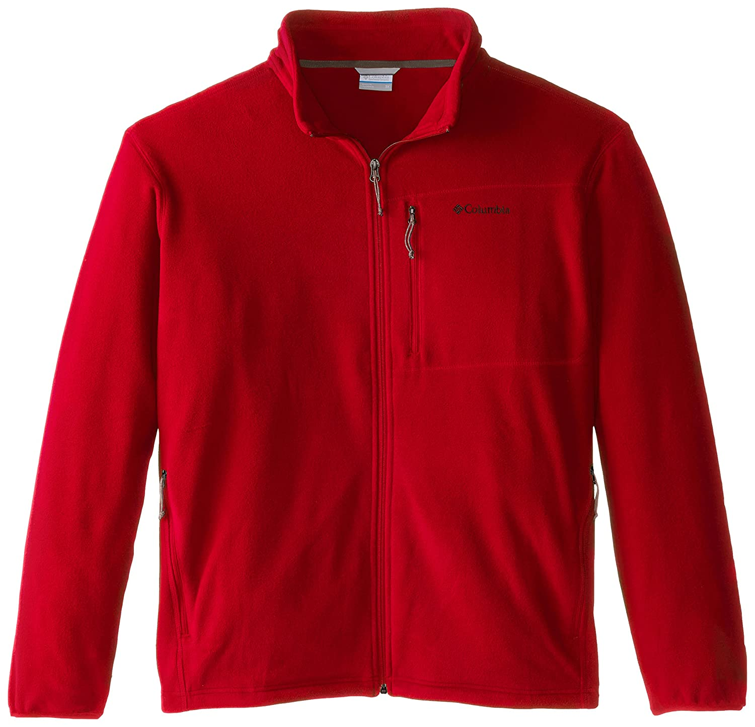Columbia Men's Cascades Explorer Big & Tall Full Zip Fleece Columbia Men's Sportswear