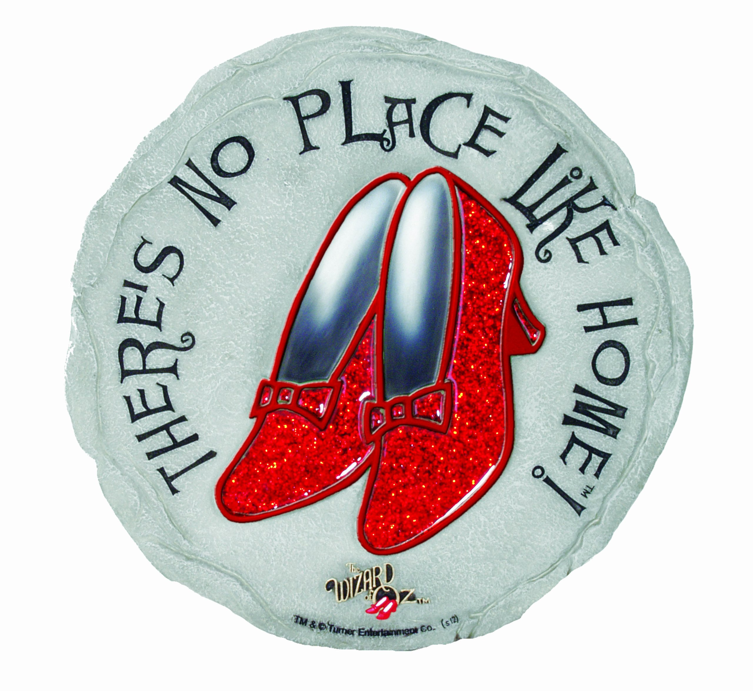 Spoontiques Ruby Slippers Stepping Stone product image