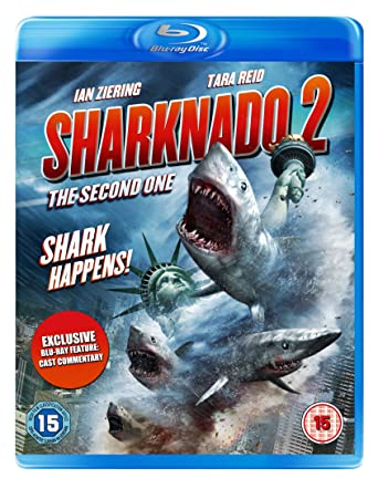 Sharknado 2: The Second One [Blu-Ray] [Reino Unido]: Amazon.es ...