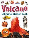 Ultimate Sticker Book: Volcano (Ultimate Sticker Books)