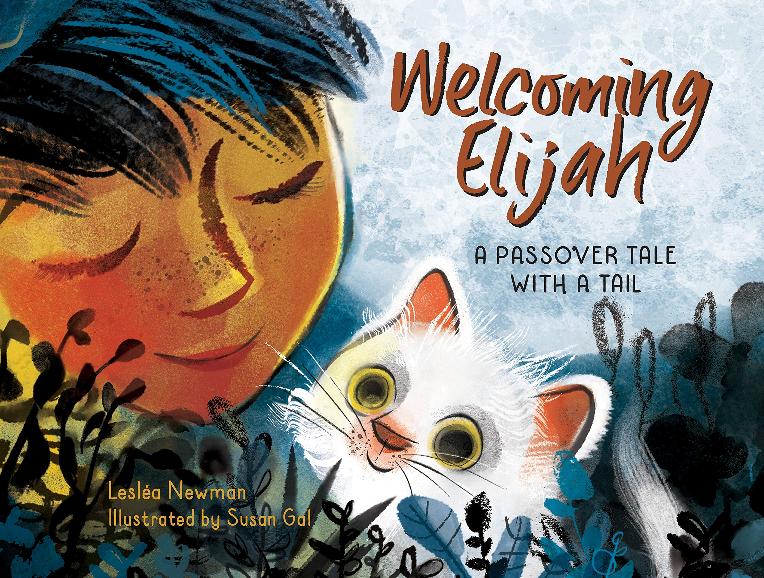 Image result for welcoming elijah a passover tale with a tail