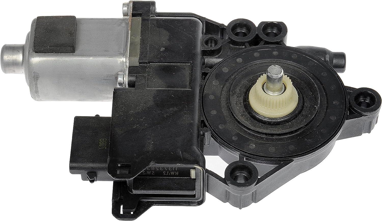 Dorman 742-740 Front Driver Side Power Window Lift Motor for Select Hyundai Models