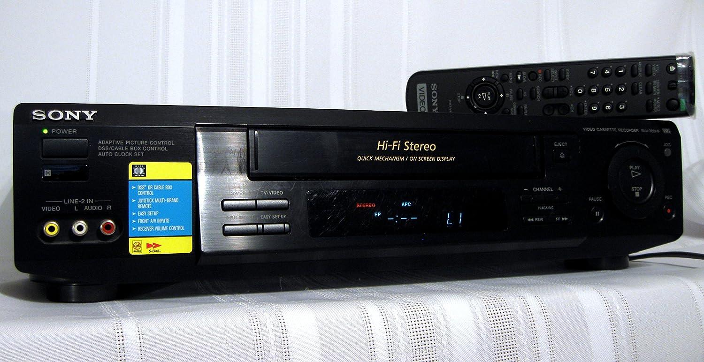 B002DWQ5WU Sony SLV-788HF 4 Head VCR Stereo 91A4CaI2ZqL.SL1500_