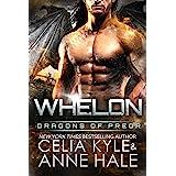 Whelon (Scifi Alien Dragon Romance) (Dragons of Preor Book 12)