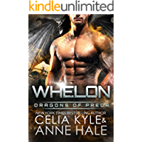 Whelon (Scifi Alien Dragon Romance) (Dragons of Preor Book 12)
