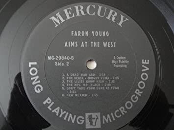 Amazon.com: Faron Young Aims at the West: Music