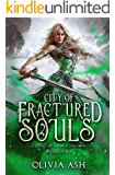 City of Fractured Souls: a Reverse Harem Fantasy Romance (The Nighthelm Guardian Series Book 2)