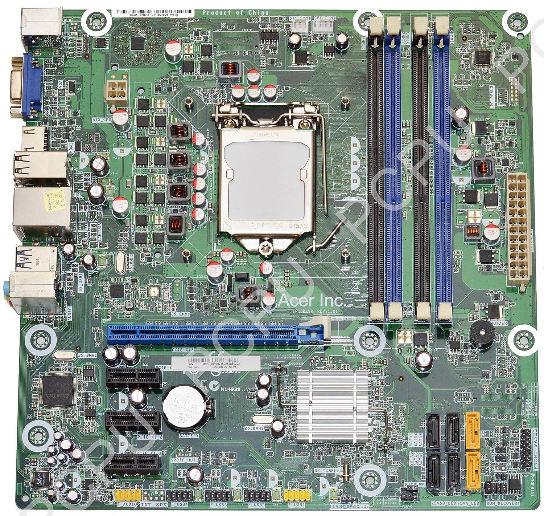 Verwonderlijk Amazon.com: Acer M3970 Intel Desktop Motherboard s1155: Computers NG-51