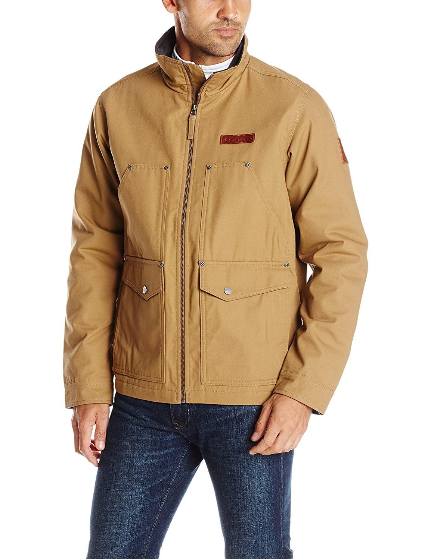 Columbia Men's Loma Vista Fleece-Lined Jacket Columbia Men's Sportswear 1619771