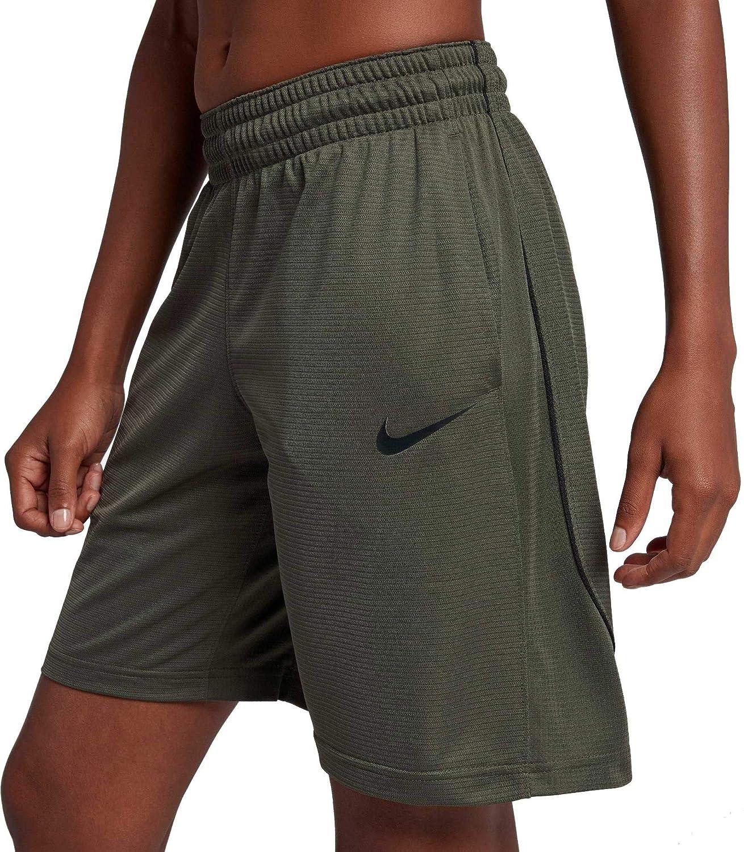 half off 27d53 22f2b Amazon.com  NIKE Women s 10   Dry Essential Basketball Shorts  Clothing