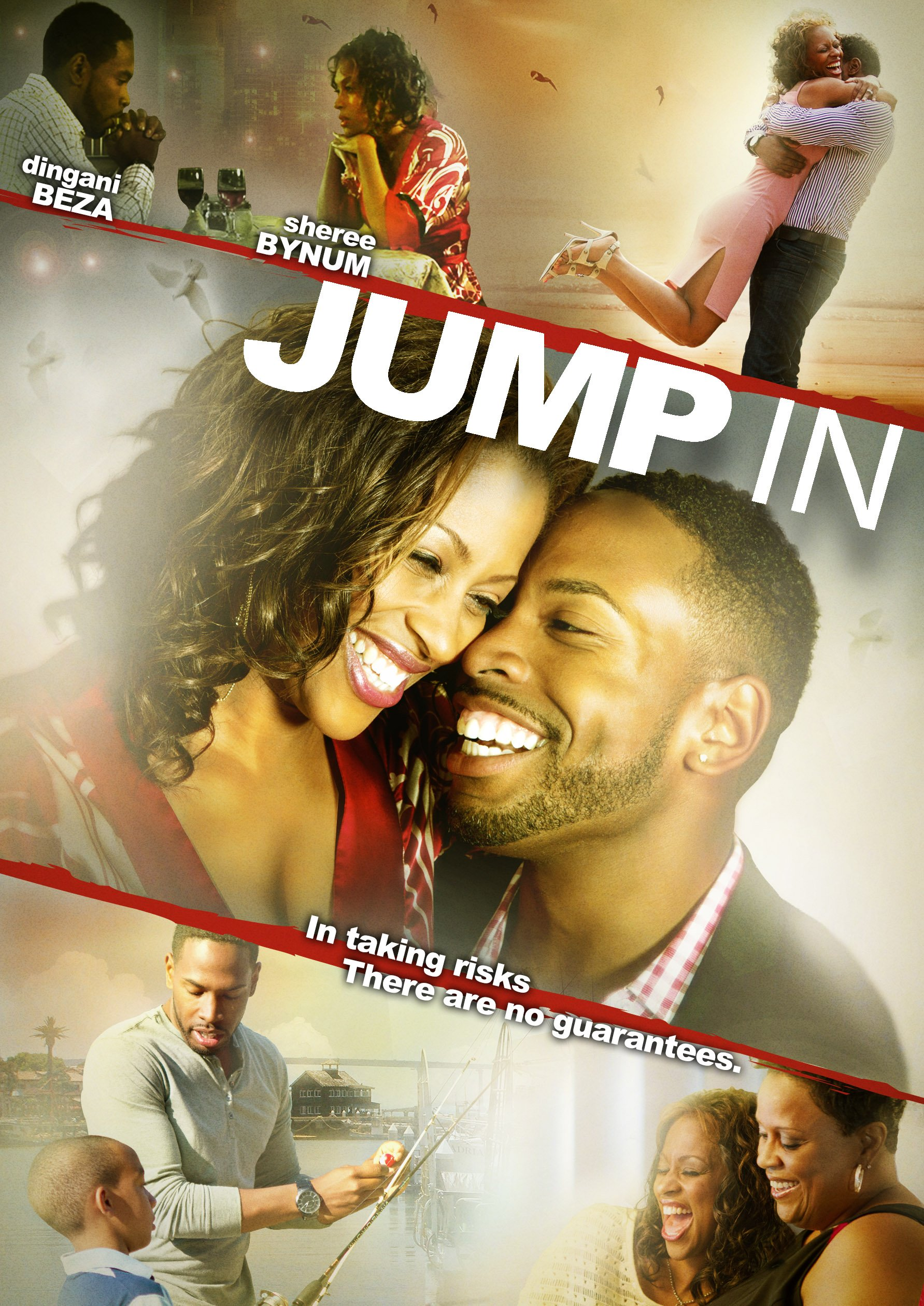 DVD : Sheree Bynum - Jump In (DVD)