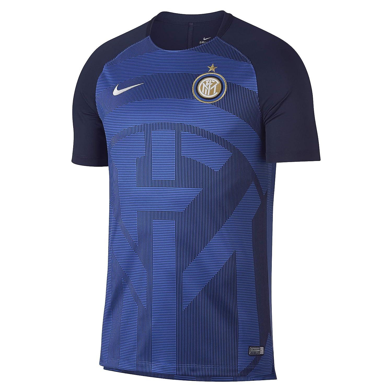 Nike - Inter Milan Camiseta Calentamiento 18/19 Hombre