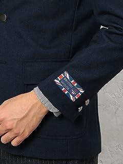 British Wool Blazer 3222-186-0301: Navy
