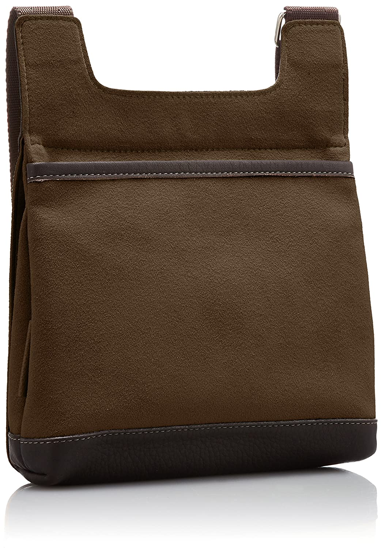 ITOYA Ecsaine Shoulder Bag Medium Brown