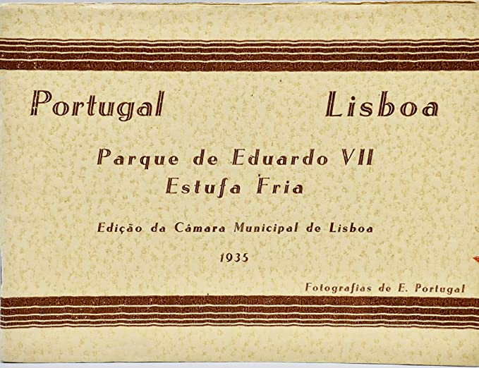 Amazon.com: 1935 - Portugal/Lisboa - Eduardo VII Park Cold ...