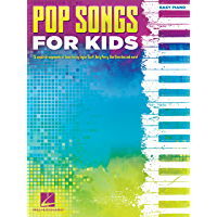 Pop Songs for Kids book cover