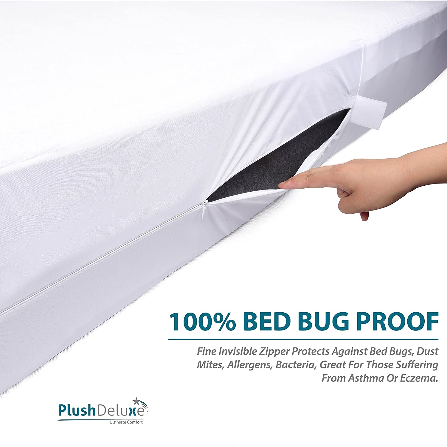 Black Red PVC Waterproof Bed Sheet High Gloss Breathable Bedding Protector Pad