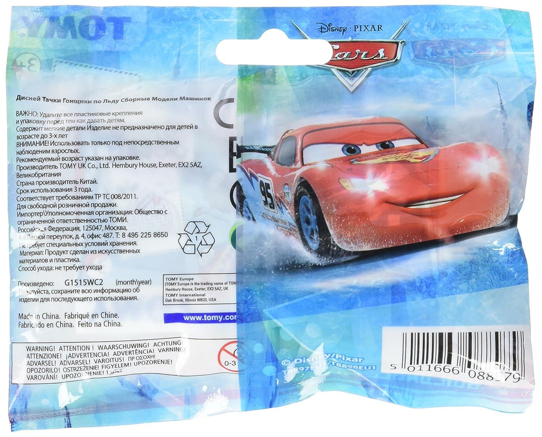 Thekendisplay Cars Ice Racers Figuren Zum Basteln Tomy