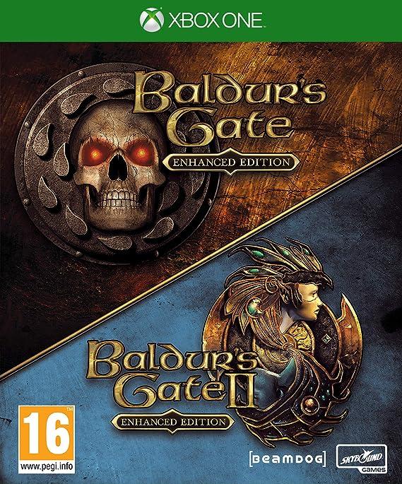 Baldurs Gate: Enhanced - Edition Pack: Amazon.es: Videojuegos