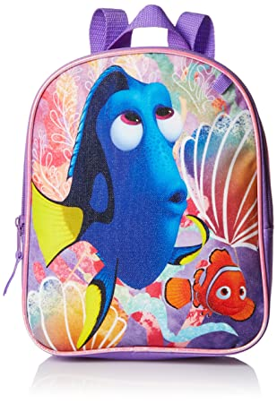 ca129ce97ed Disney Little Girls Finding Dory Mini Backpack with Coin Purse
