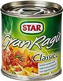 Star - Gran Ragã¹, Classico, Preparato Secondo - 3 Lattine