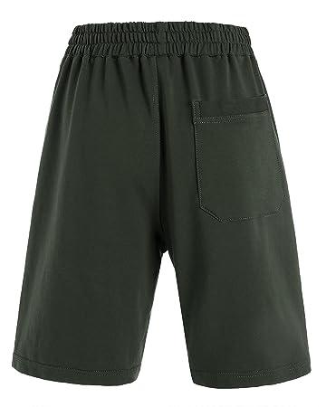 Promstar Sport-shorts Badehose Sommer beachshorts herren kurz, Medium,  Farbe: Grün: Amazon.de: Sport & Freizeit