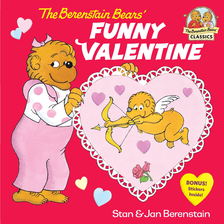 The Berenstain Bearsu0027 Funny Valentine: Stan Berenstain, Jan Berenstain:  0090129811267: Amazon.com: Books